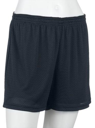 Shorts Size Champion Plus (Champion Women's Athletic Classics Mesh Short, Heritage Navy, X-Large)