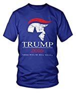 Donald Trump For President 2016 Hell Toupee Funny Presidential T-Shirt