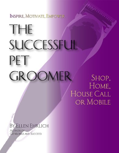 Successful Pet Groomer Ellen Ehrlich product image