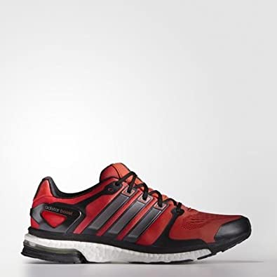 8d8257a591fcf1 adidas Adistar Boost ESM Shoes - Red - 12.5  Amazon.co.uk  Shoes   Bags