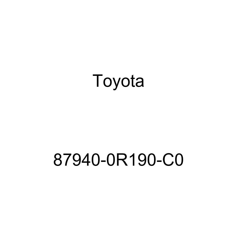 Genuine Toyota 87940-0R190-C0 Rear View Mirror Assembly