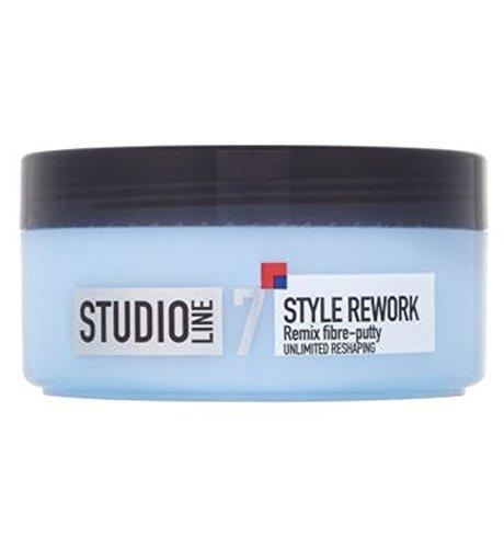 L'Oréal Paris Studio Remix Fibre Putty (150ml) - Pack of 2