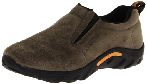 Merrell Jungle Moc (Toddler/Little Kid/Big Kid),Gunsmoke,6 W US Big Kid