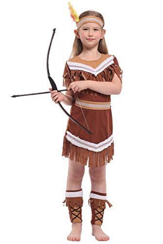 LANBOY Kids Halloween Cosplay Costume Athens Princess Dress