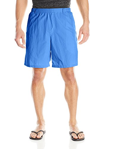 Columbia Sportswear Big and Tall Backcast III Water Shorts, Vivid Blue, 3X/8