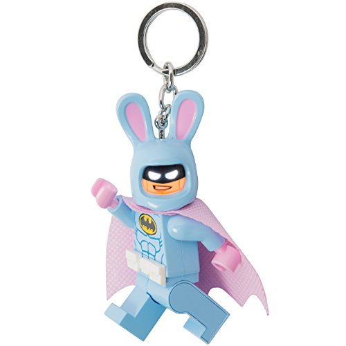 Santoki - LEGO Batman Movie Easter Bunny Batman Key - Keychain Lego Batman