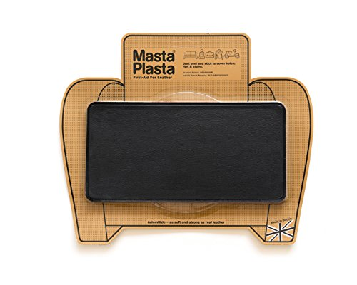 mastaplasta-peel-and-stick-first-aid-leather-repair-band-aid-plain-design-8-inch-by-4-inch-black