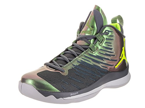 Anthracite Men's Shoe Basketball Grey Super Jordan Jordan 5 Fly Volt Nike Dark 5q0P1wY