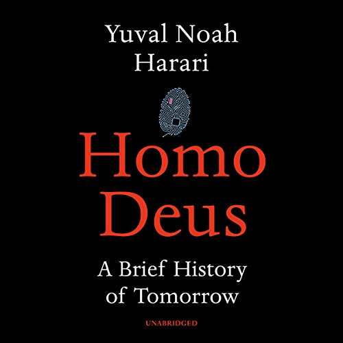 Homo Deus by Yuval Noah Harari Audiobook [Free Download by Trial] thumbnail