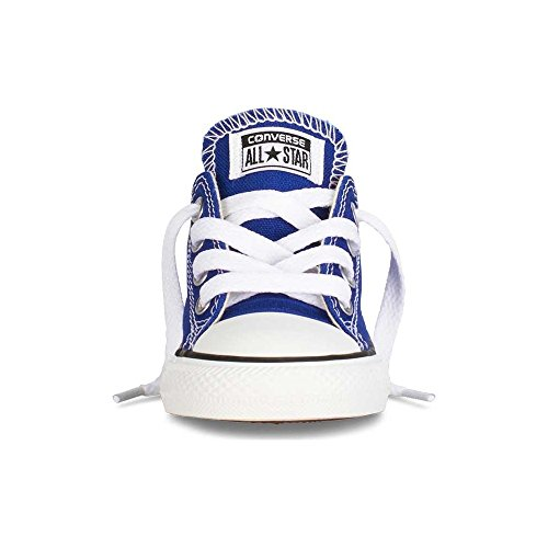 CONVERSE - Schuhe All-Star- KIDS Classic in elektrischen blauen Stoff 742373C - 742373C - 22, Blu