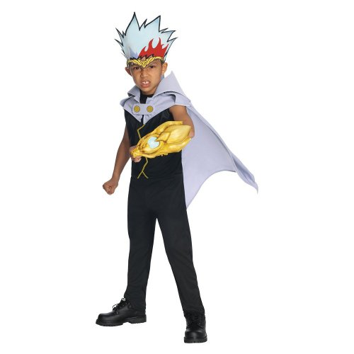 [Beyblade Ryuga's Child Costume - One Color - XL (14-16)] (Beyblade Halloween Costumes)