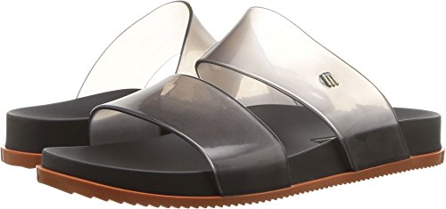 Melissa Shoes Womens Cosmic Black Brown 8 M Us
