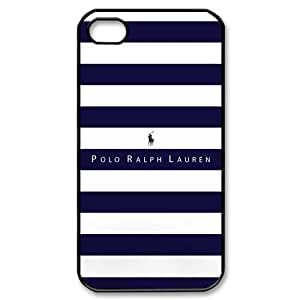 Sports Logo In Simple Style iPhone 4/4S Slim-fit Case