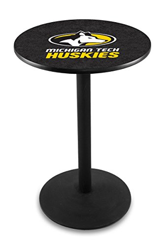 Holland Bar Stool L214B Michigan Tech University Officially Licensed Pub Table, 28