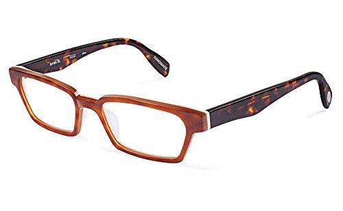Scojo New York JONES St. Reading Glasses +1.5 (Blonde - And Tortoise Eyewear Blonde