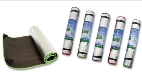 The Khan Outdoor & Lifestyle Company Esterilla de Aluminio/colchoneta Aislante Ultraligera ST-058: Amazon.es: Deportes y aire libre