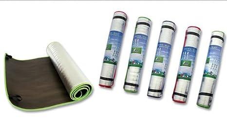 The Khan Outdoor & Lifestyle Company Esterilla de Aluminio/colchoneta Aislante Ultraligera ST-058