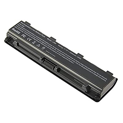 Fancy Buying replace for New Replace Battery for Toshiba Satellite L875D-S7232 L875D-S7332 L875D-S7342 L875D-S7343 P875-S7200, P875-S7310 5200mAh 6 cell by Fancy Buying