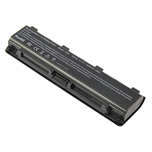 Fancy Buying replace for New Replace Battery for Toshiba Satellite L875D-S7232 L875D-S7332 L875D-S7342 L875D-S7343 P875-S7200, P875-S7310 5200mAh 6 cell (Toshiba Satellite L875d S7332)