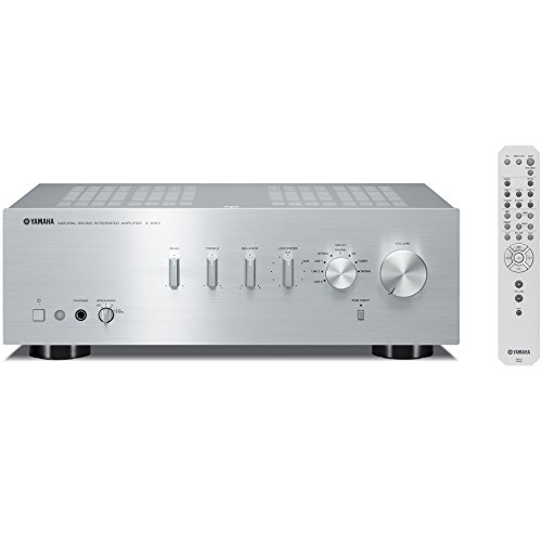 Yamaha Integrated Amplifier high resolution corresponding