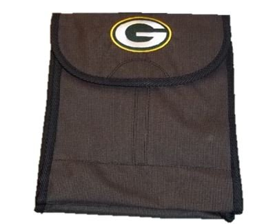 green bay packers headrest covers price compare. Black Bedroom Furniture Sets. Home Design Ideas