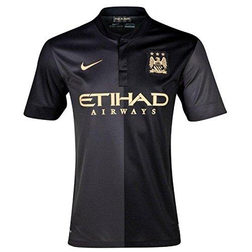 Manchester City Away Jersey (Manchester City Away Jersey 2013 / 2014 - S)