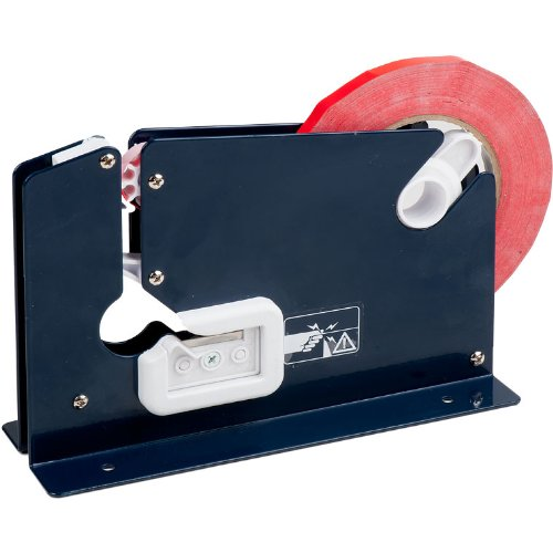 Tach-It E7R Steel Tape Bag Sealer with Bag Trimmer