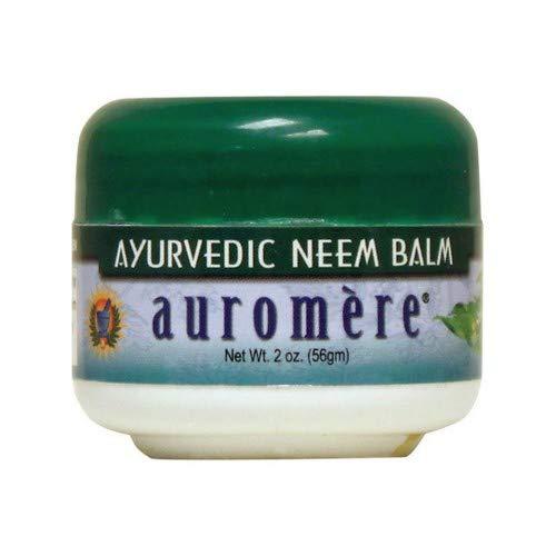 AUROMERE NEEM BALM,AYURVEDIC, 2 OZ