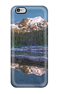High Impact Dirt/shock Proof Case Cover For Iphone 6 Plus (lake)