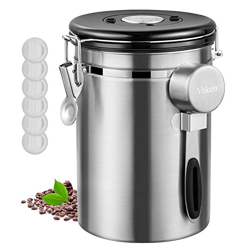 Veken Coffee Canister Airtight