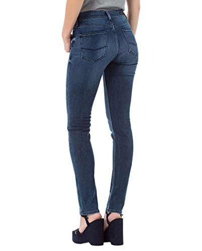 Blue 090 Cross Donna Jeans p489 Anya Deep qfvU7