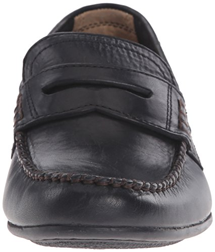 FRYE Men's Lewis Penny Loafer Black Soft Vintage Leather - 80267 choice clearance extremely free shipping explore sale 2014 new 2015 cheap online muXwpU