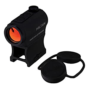 9. HOLOSUN HS403B Micro Red Dot Sight (2 MOA) with AR Riser