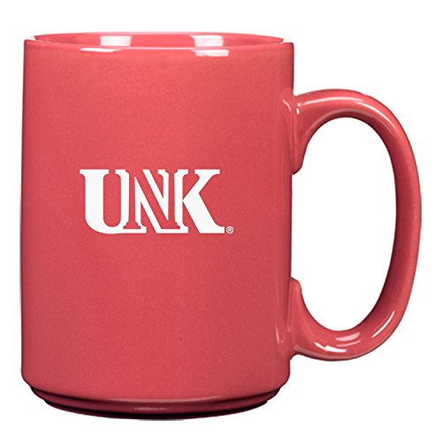 University of Nebraska at Kearney-15 oz. Ceramic Mug-Pink