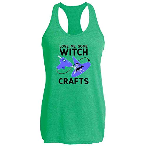 (Love Me Some Witch Crafts Heather Kelly M Womens Tank)