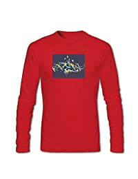 Boys Girls Long Sleeves T-shirts Tops For cartoon giorgos