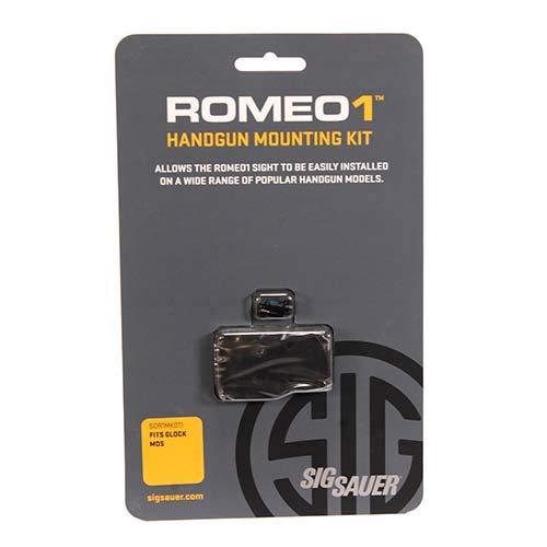 Sig Sauer SOR1MK011 Romeo1 Handgun by Sig Sauer