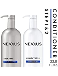 Nexxus Hydrating Shampoo and Conditioner, for Normal...