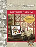 Electric Quilt Baltimore Album Classic Applique Patterns for EQ software