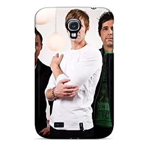 High Quality Mobile Cases For Samsung Galaxy S4 With Unique Design Realistic Rolling Stones Series KellyLast