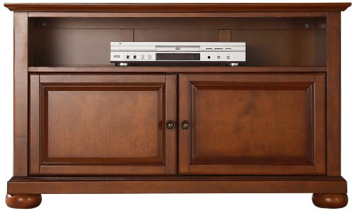 Crosley Furniture Alexandria 42-inch TV Stand - Classic Cherry