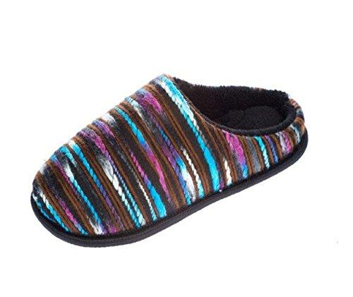 Coolers - Zapatillas de estar por casa para mujer marrón