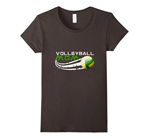 Women's Volleyball Mom - Sports T-Shirt A XL Asphalt