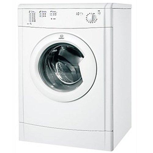 Indesit IDV 75 EU Ablufttrockner / 7 kg / Schontemperatur / Energie B / weiß