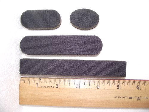 Bicycle Helmet Replacement Foam Pad Set Universal Fit ...