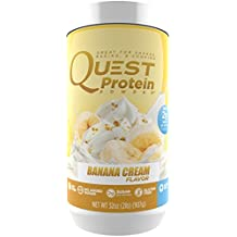 Quest Nutrition Protein powder banana cream, 907 Gram