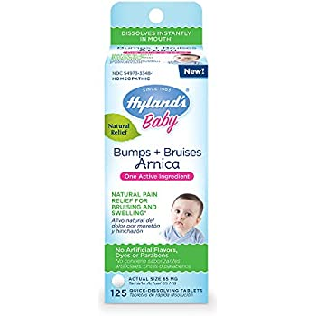 Amazon com: Hyland's 4 Kids Bumps'n Bruises Relief Ointment