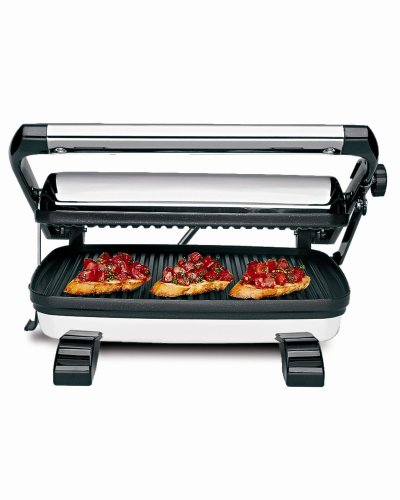 hamilton beach 25450 gourmet panini press import it all. Black Bedroom Furniture Sets. Home Design Ideas