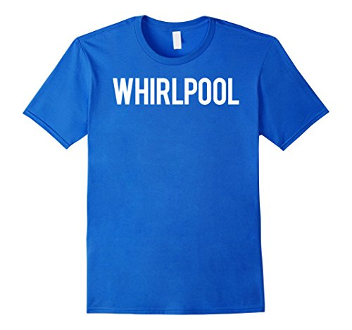 Mens Whirlpool T Shirt - Cool phenomenon fan funny cheap gift tee 3XL Royal Blue