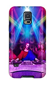 Premium Durable Dj Music People Music Fashion Tpu Galaxy S5 Protective Case Cover